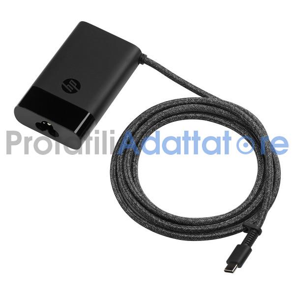 65W HP L42836-001 Alimentatore Adattatore Caricabatterie USB-C